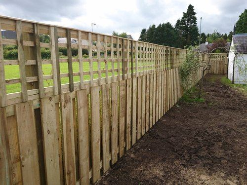 Fencing Edinburgh, GM land Solutions