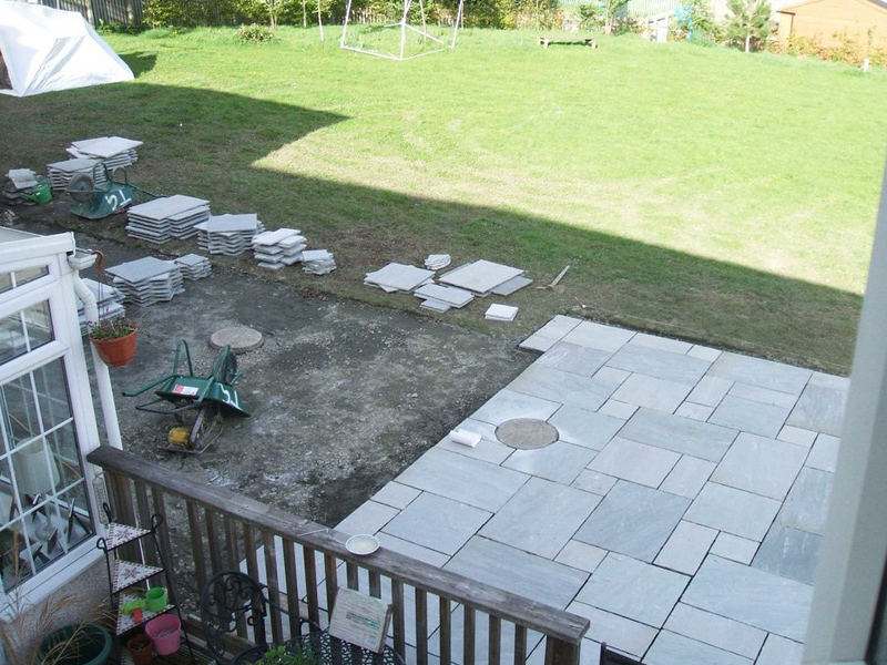 Patio Edinburgh, GM Land Solutions
