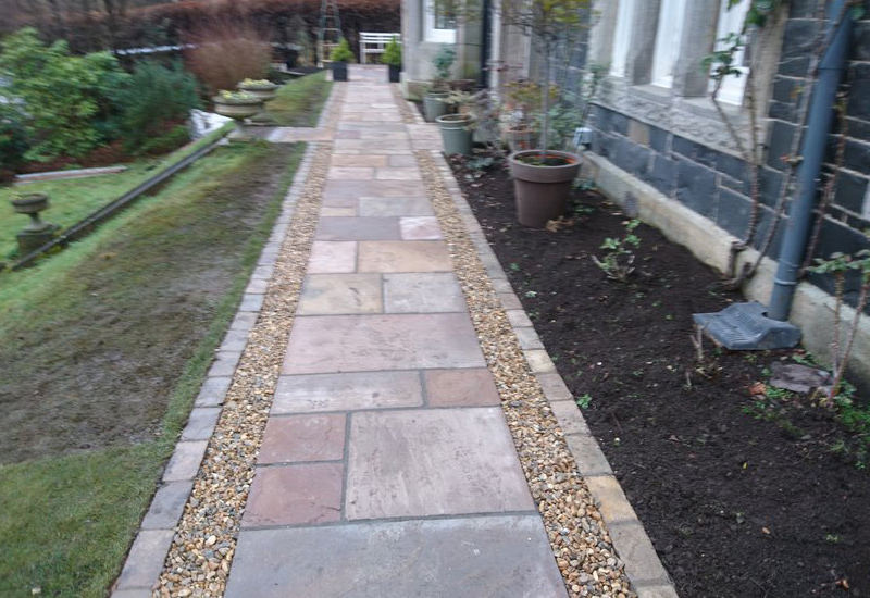 Path installation contractor, GM Land Solutions