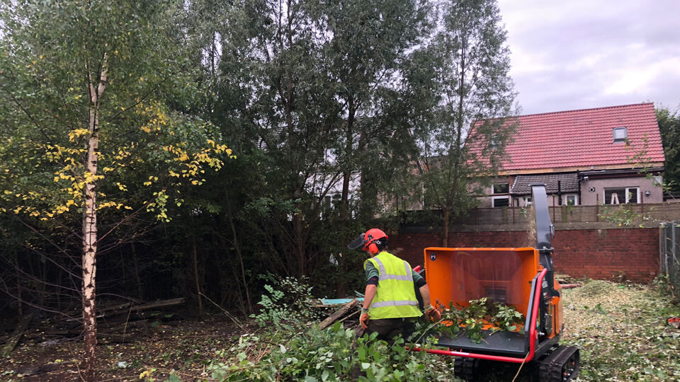 vegetation clearance Glasgow, GM Land Solutions