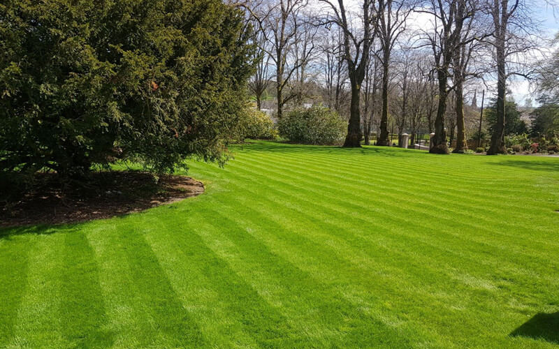 Large turfing projects, GM Land Solutions