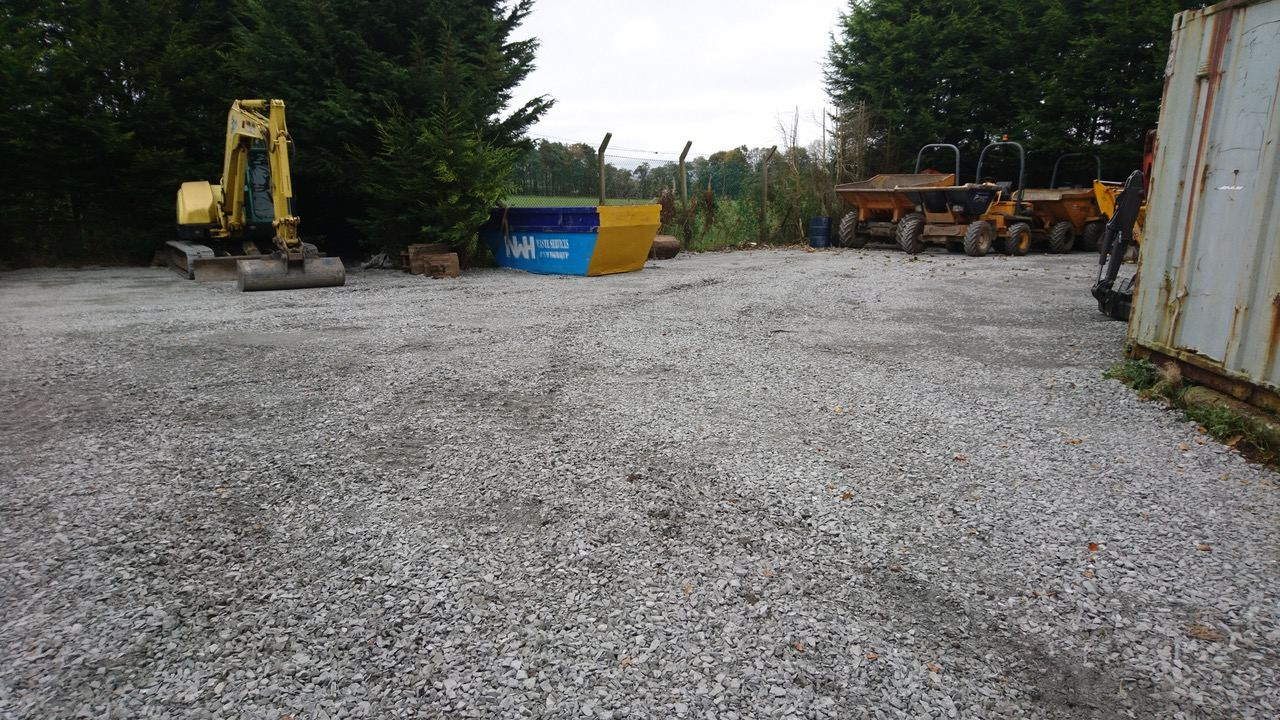 Site clearance Edinburgh, GM Land Solutions