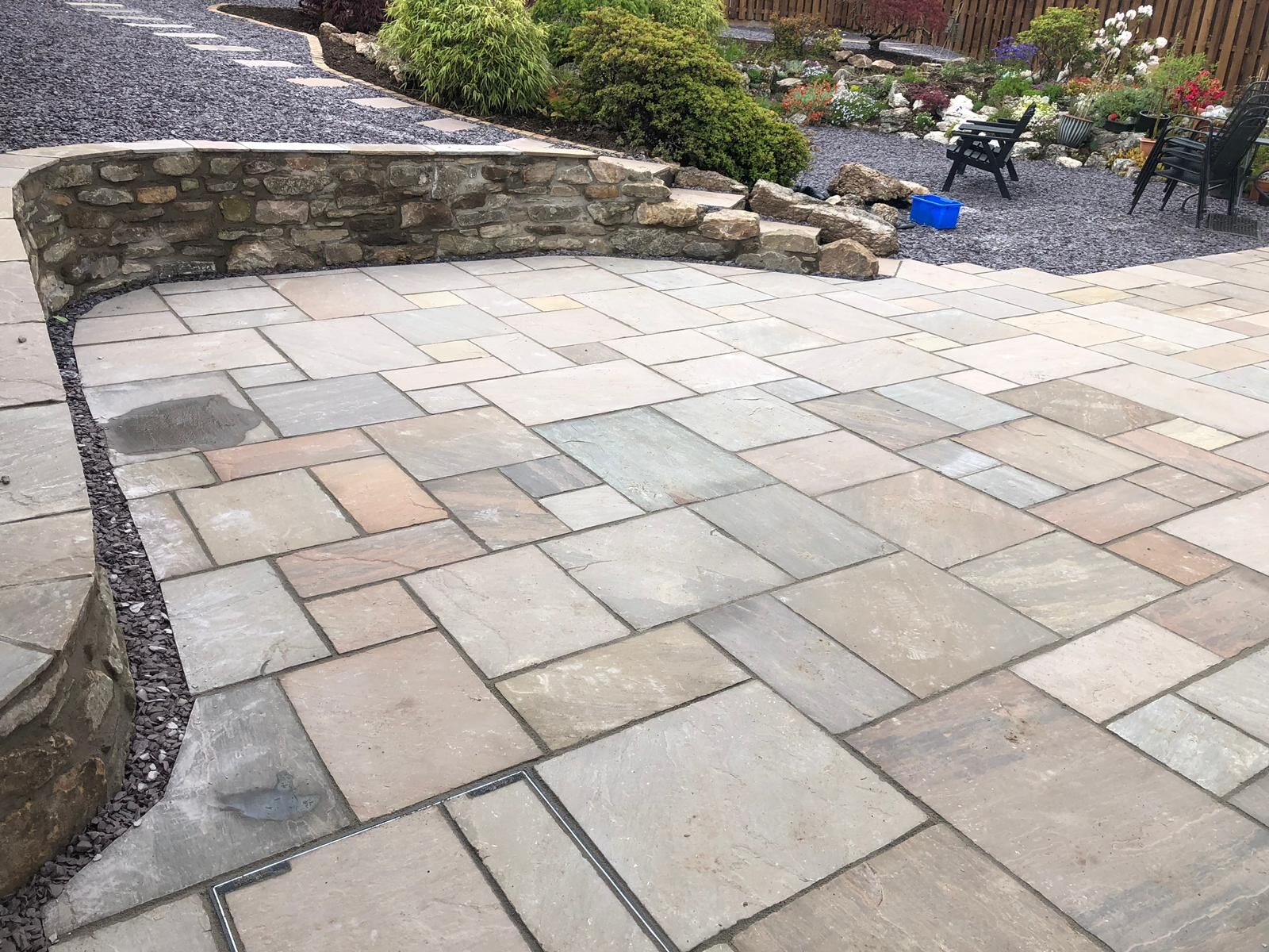 Landscaping Edinburgh